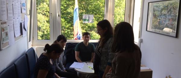 Ya pueden acercarse a votar los colombianos inscritos en Frankfurt 2018
